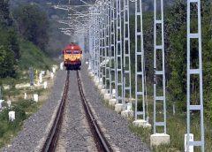 Elkezdődött az észak-balatoni vasútvonal villamosítása