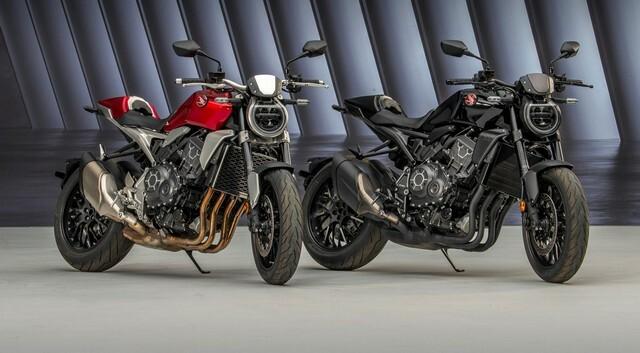 Honda CB125R - 2021 |